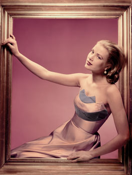 grace kelly style icon v&a london