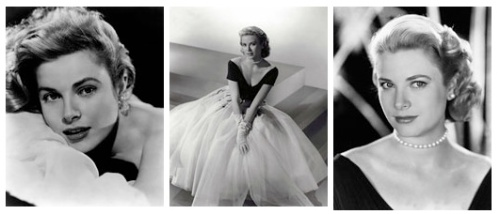 elegant chic Grace Kelly